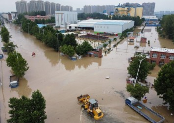 Extreme weather, flooding puts climate change in focus
