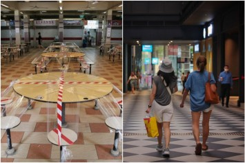 Back to P2HA: No dining in, social group sizes cut to 2 from July 22