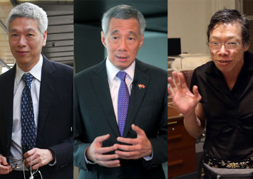 Singapore's first family should quit politics: Lee Hsien Yang