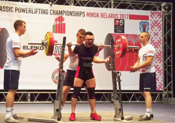 18-year-old Singaporean powerlifter sets new world record