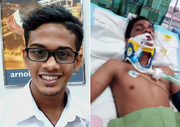 Netizens want justice for assaulted Malaysian boy and 'hell' for culprits