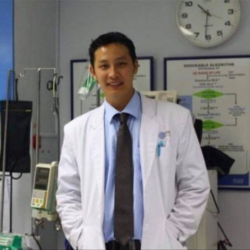 Doctor, 35, dies from overwork after covering colleagues' shifts