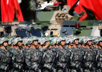 Contraceptives, pens, eye drops among banned items at China's Hong Kong military base