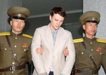 N. Korea denies torturing US student Warmbier: KCNA