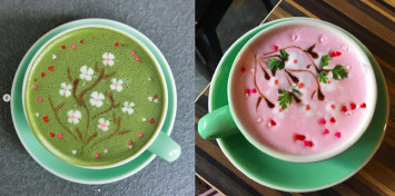 Singapore's prettiest lattes? You have to reserve them a day in advance