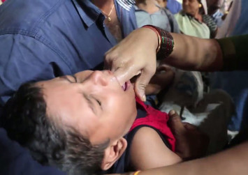 WATCH: Asthma sufferers fed live sardines as traditional cure in India