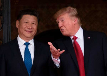 Trump says China tried but failed to help on North Korea