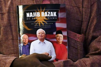 RM400k deal to buy 20,000 Najib books under corruption probe