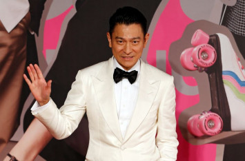 Andy Lau wishes wife is pregnant again