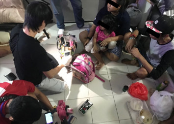 4-year-old girl found in drug den during CNB's islandwide operation