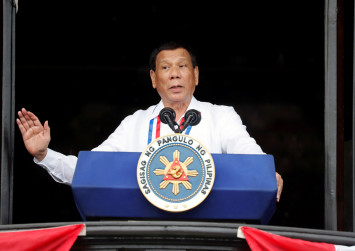 Duterte says no 'justice' for families of drugs war casualties