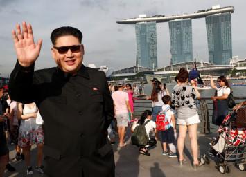 Singapore braces for Trump-Kim storm