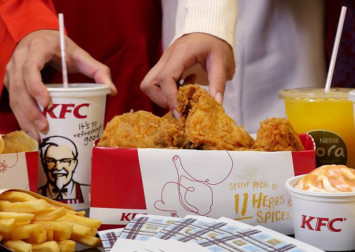 KFC to be the first fast food chain in Singapore to ditch plastic caps and straws