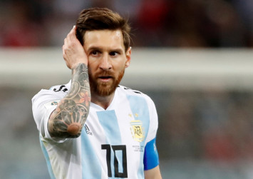 Messi's Argentina staring at World Cup exit after Croatia humbling