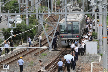 5.9-magnitude quake hits western Japan, several feared dead