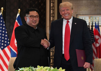 Singapore and Vietnam shortlisted for second Trump-Kim summit: South Korean officials