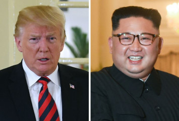 Trump thinks summit will 'work out nicely'; meeting to begin with 1-on-1 session