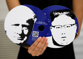 North Korean, US officials meet to narrow differences on eve of Trump-Kim summit