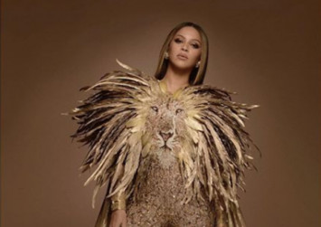 Beyonce's mother encouraged her to take up Lion King role