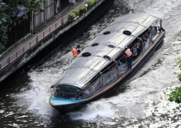 Electric boats will help alleviate Bangkok's traffic, air pollution: UN