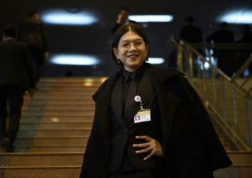 'Not here for decoration': Thai transgender MPs make history in parliament