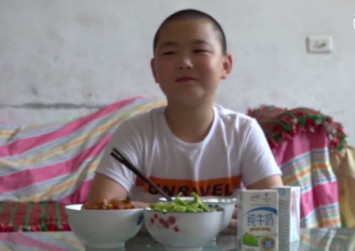 Boy in China gains weight to save his father's life with bone marrow transplant