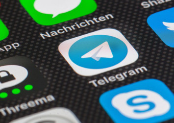 What is Telegram and why did the messaging app prove so popular during the Hong Kong protests?
