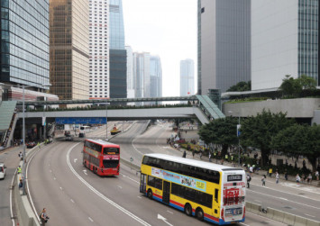Roads around Legco reopen as last remaining Hong Kong protesters voluntarily leave
