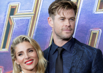 Chris Hemsworth is taking a year off to spend time with his kids