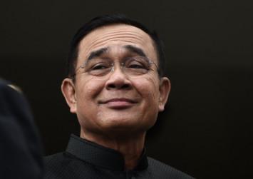 Thai junta chief Prayut vows to 'do his best' as civilian PM