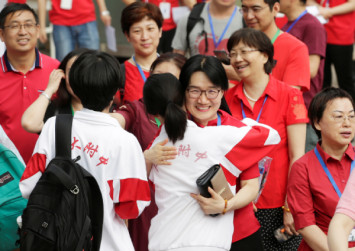 Peace and quiet requested for gaokao in China