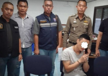 Chinese man arrested for attempted murder of pregnant wife after pushing her off Thailand cliff