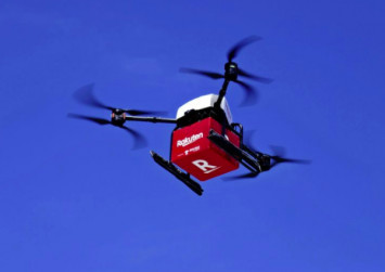Japanese retailers Rakuten and Seiyu to offer delivery service by drones to Tokyo Bay isle