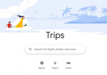 The Google Trips app is taking a permanent vacation on August 5