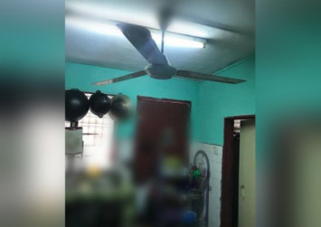2-year-old girl dies after being hit by ceiling fan in Malaysia