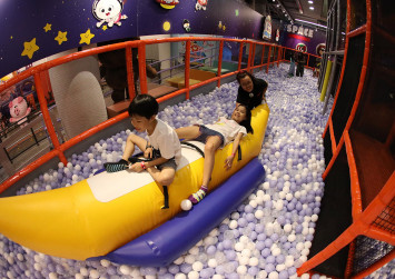 18 play zones at Singapore's biggest indoor mall playground Kiztopia; here are the best