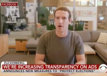 No special treatment: Deepfake video of Mark Zuckerberg stays on Instagram