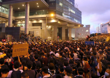 Hong Kong tense but calm as police pursue justice and protesters plan ahead