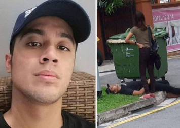 Aliff Aziz explains viral photos and videos in unfiltered interview: 'I'm lonely as f***'