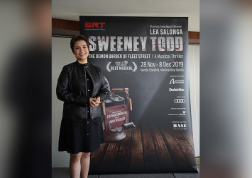 Original Princess Jasmine Lea Salonga, in Singapore for new show, says she's yet to watch new Aladdin movie