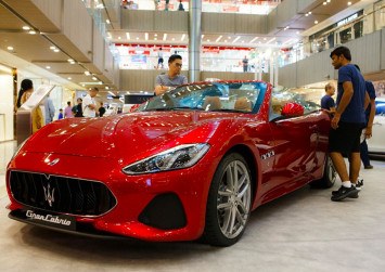 Singapore's first 'Netflix for cars' lets you switch between Ferraris, Porsches and Maseratis every month