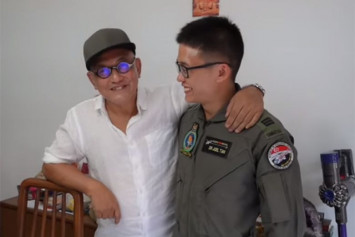 RSAF rescues diving coach who drifted at sea for 3 days after boat sank