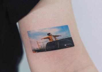 Viral BTS arm tattoo belongs to a Singaporean student