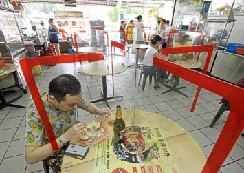 Dining-in with peace of mind in Penang