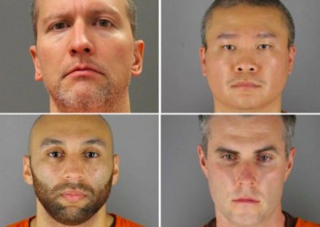 All 4 Minneapolis police officers charged in George Floyd death