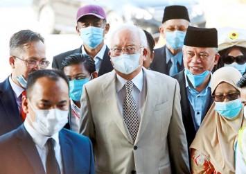 Convict Najib, court urged