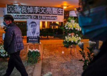 Coronavirus whistle-blower doctor Li Wenliang's widow gives birth to son