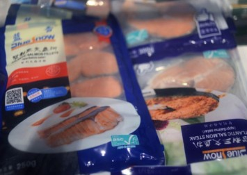 China loses appetite for salmon, seafood on coronavirus contamination worries