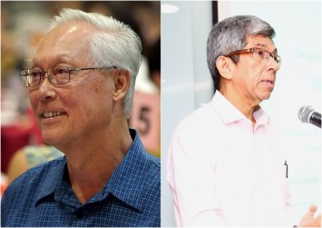 GE2020: Goh Chok Tong, Yaacob Ibrahim post enigmatic goodbyes after Parliament dissolved