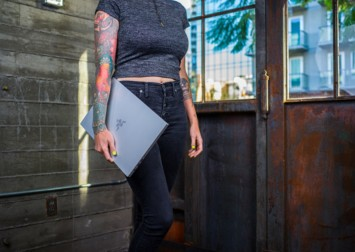 The Razer Blade 15 Studio Edition is a mobile workstation for the busy creative